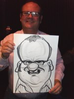Caricature Artists Liverpool Crown Plaza
